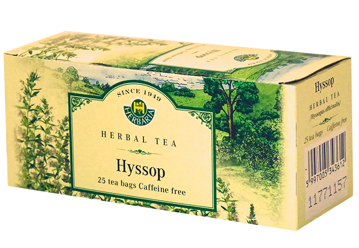 Herbaria-Hyssop-Herbal Tea-H
