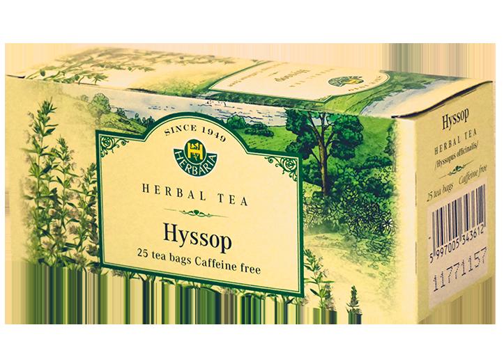 Herbaria-Hyssop-Herbal Tea-H