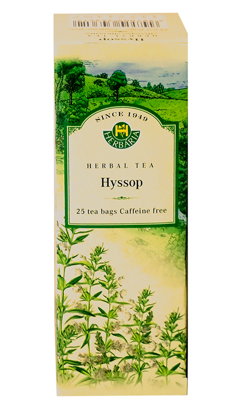 Herbaria-Hyssop-Herbal Tea-V