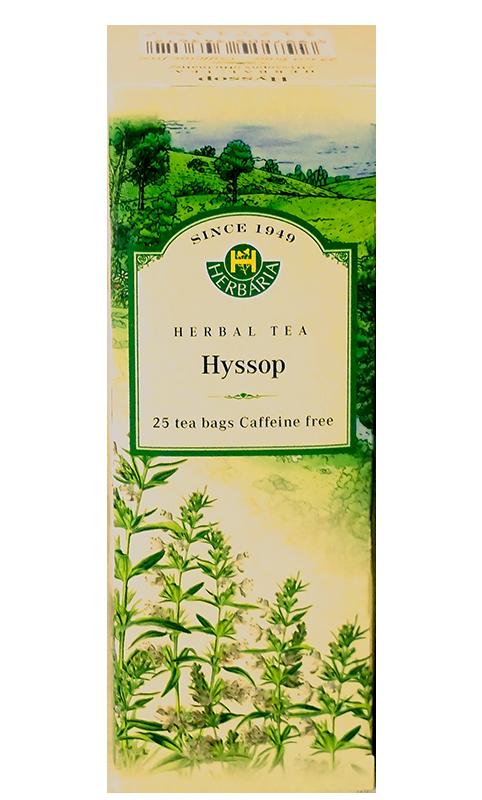 Herbaria-Hyssop-Herbal Tea-V
