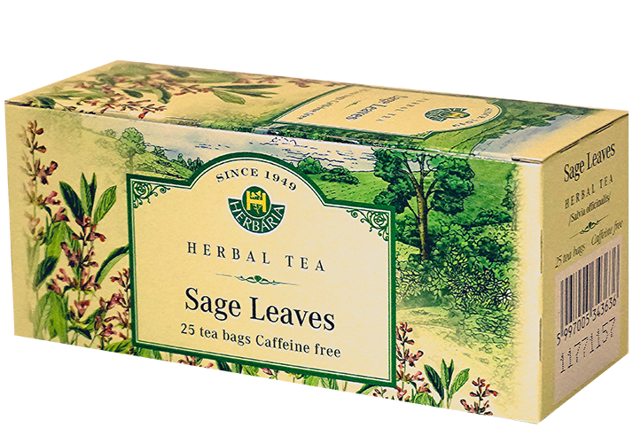 Herbaria-Sages-Leaves-Herbal Tea-H
